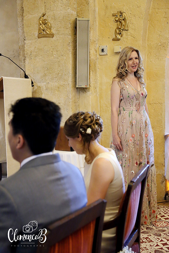 Ariane Douguet chanteuse messe mariage animation mariage à l'église